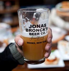 Jonas Bronck Beer Company cropped 1