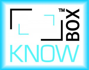 KnowBox logo blue bild 3